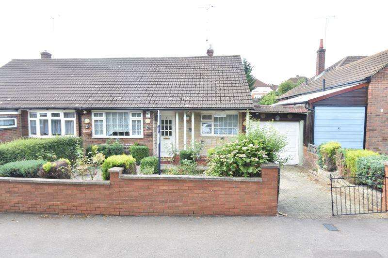 2 Bedrooms Semi Detached House for sale in Saywell Road, Luton
