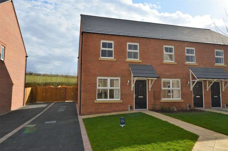 2 Bedrooms Property for sale in Foxglove Crescent, East Leake