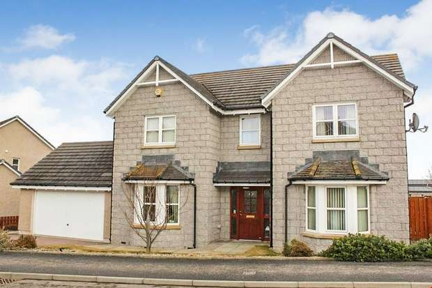 4 Bedrooms Detached House for sale in Strone Crescent, Alford, Aberdeenshire