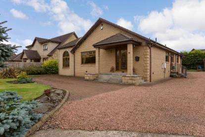 5 Bedrooms Detached House for sale in Carlisle Road, Birkenshaw, Larkhall, South Lanarkshire