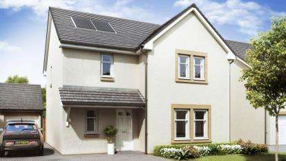 4 Bedrooms Detached House for sale in Kessington Gate, Off Inveroran Drive