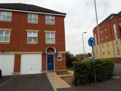 4 Bedrooms House for sale in Usher Close, Bedford, Bedfordshire