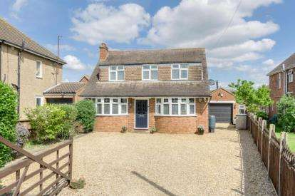 4 Bedrooms Detached House for sale in Crane Way, Cranfield, Bedford, Bedfordshire