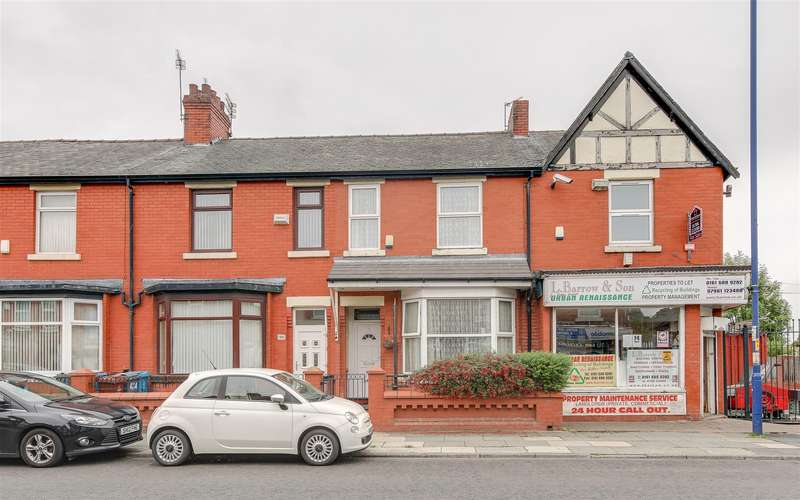 3 Bedrooms Terraced House for sale in Moston Lane, Moston, Manchester