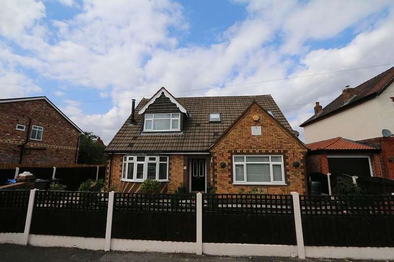 5 Bedrooms Detached House for sale in Raymond Avenue, Stockton Heath, Warrington, Cheshire, WA4 2UZ