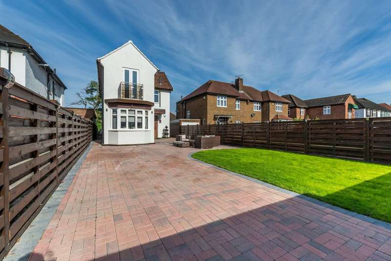4 Bedrooms Detached House for sale in New Park Road, Balham, SW2