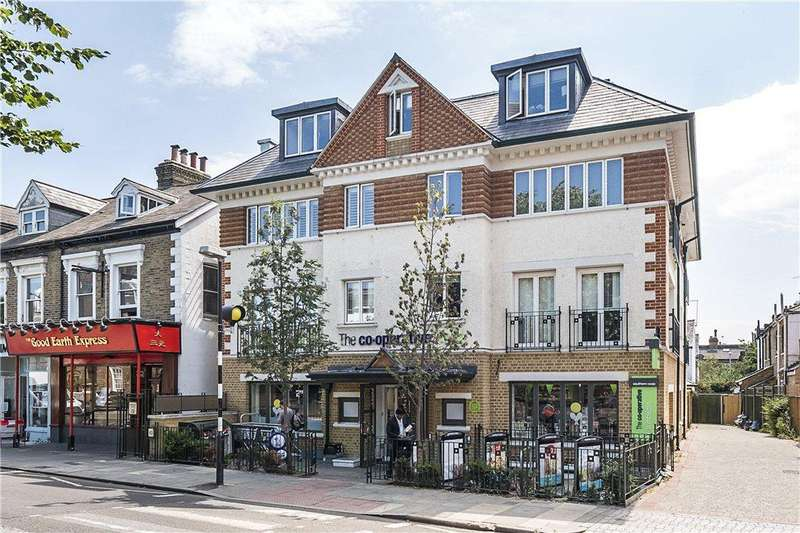 2 Bedrooms Penthouse Flat for sale in Ridgway, Wimbledon, SW19