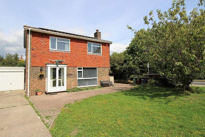 4 Bedrooms Detached House for sale in Wallsend Road, Pevensey