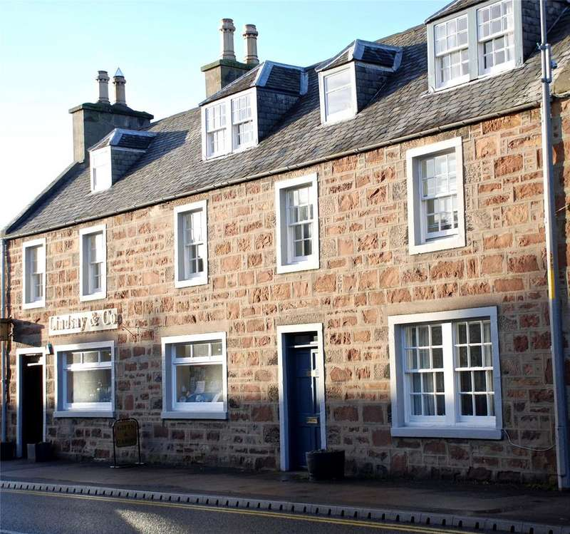4 Bedrooms Semi Detached House for sale in Main Street, Golspie, Sutherland