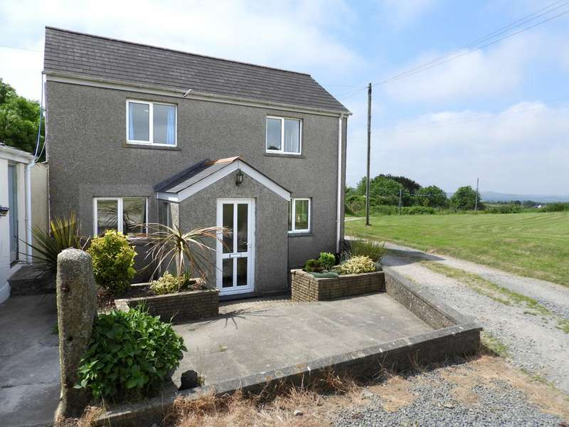 4 Bedrooms Detached House for sale in Blackrock, Camborne TR14