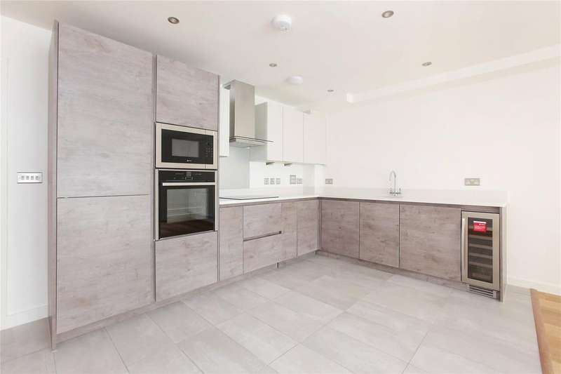 2 Bedrooms Apartment Flat for sale in Cornwall Road, Waterloo, London, SE1