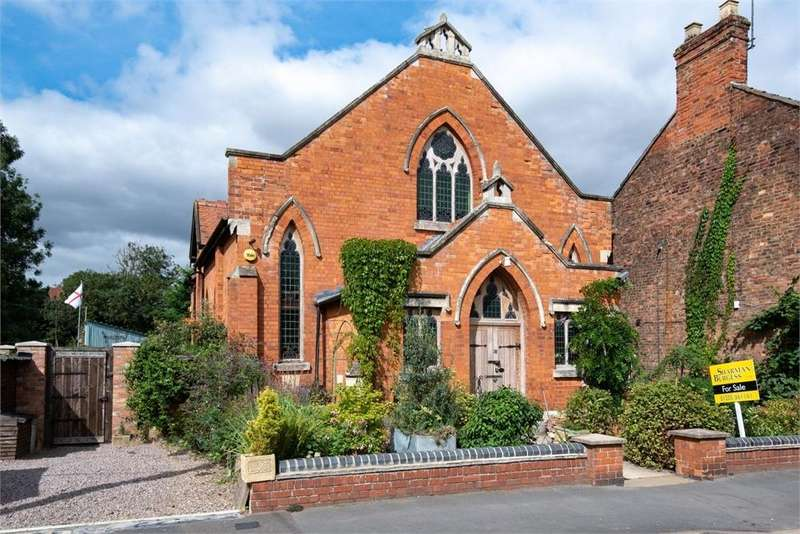 4 Bedrooms Detached House for sale in Church Street, Donington, Spalding, Lincolnshire