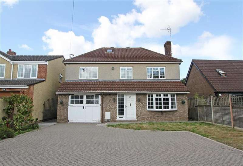 4 Bedrooms Detached House for sale in Park Lane, Frampton Cotterell, Bristol