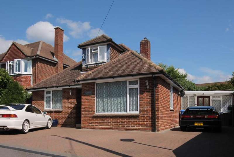 3 Bedrooms Detached House for sale in Highfield Road, Farnborough
