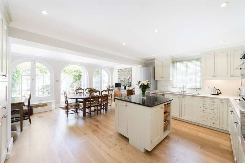 5 Bedrooms Terraced House for sale in Irene Road, London, SW6
