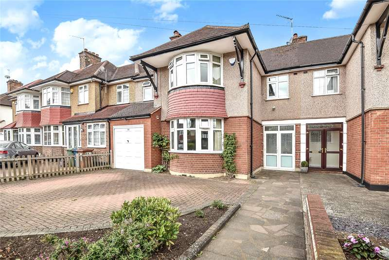4 Bedrooms Semi Detached House for sale in The Drive, Harrow, HA2