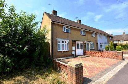 2 Bedrooms End Of Terrace House for sale in Hudson Close, Watford, Hertfordshire