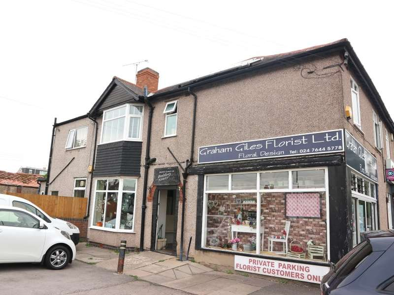 Mixed Use Commercial for sale in Land And 169 Ansty Road, Wyken, Coventry