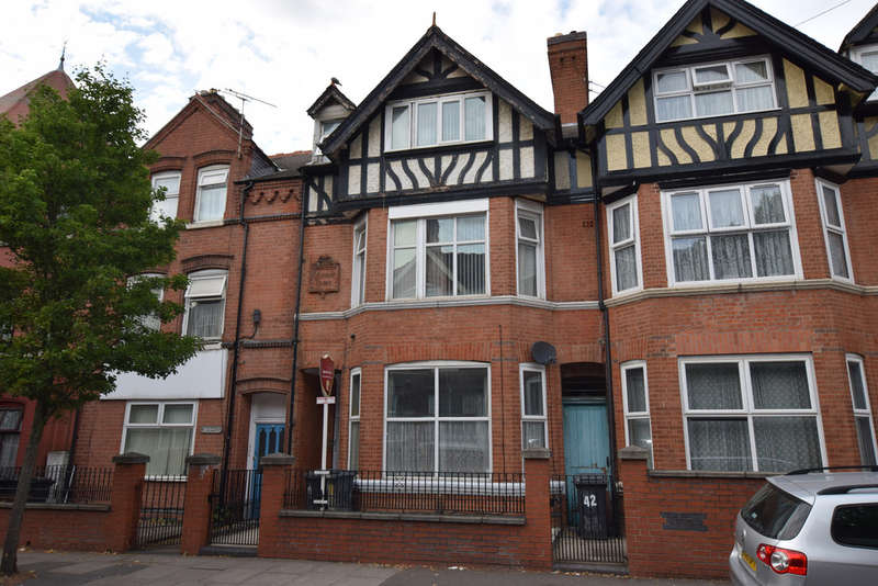 9 Bedrooms House Share for rent in St. Peters Road, Leicester