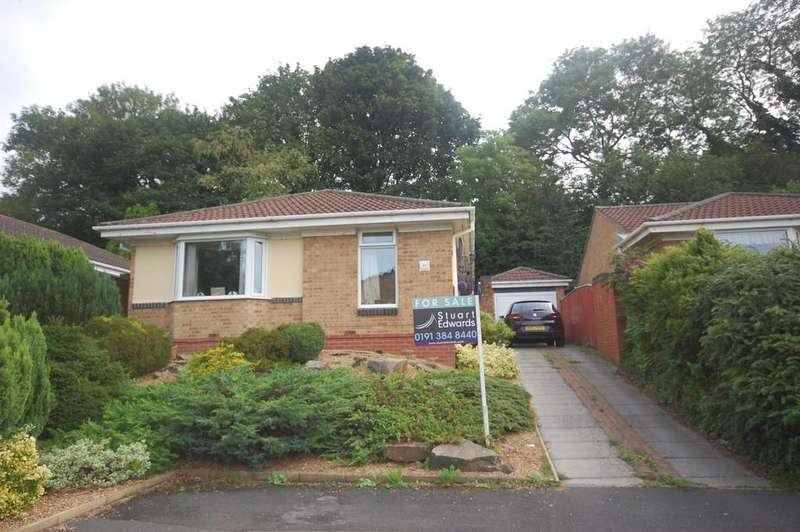 3 Bedrooms Detached Bungalow for sale in Browning Hill, Coxhoe