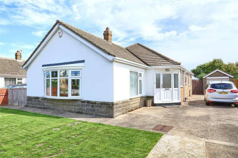 2 Bedrooms Detached Bungalow for sale in West Dyke Road, Redcar