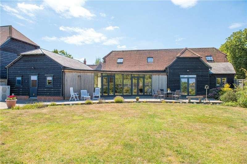 4 Bedrooms Barn Conversion Character Property for sale in Carthovel Lane, Grendon Underwood, Aylesbury, Buckinghamshire