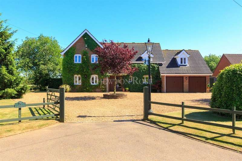 5 Bedrooms Detached House for sale in Sparham, Near Reepham