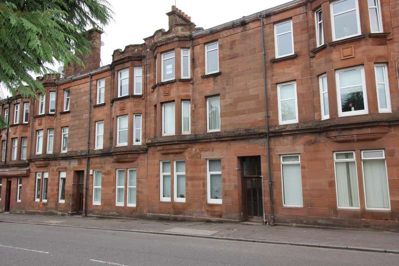 2 Bedrooms Flat for sale in 2/2 191 Dumbarton Road, Old Kilpatrick, G60 5JW