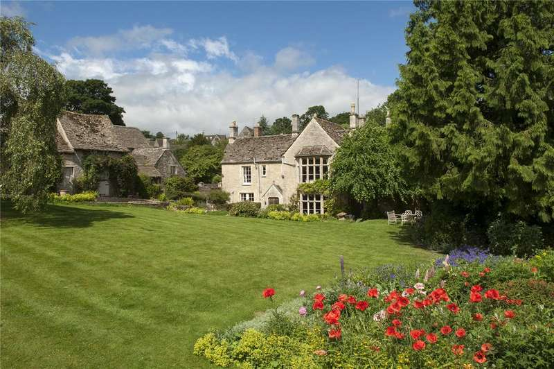 6 Bedrooms Detached House for sale in Arlington, Bibury, Cirencester, Gloucestershire