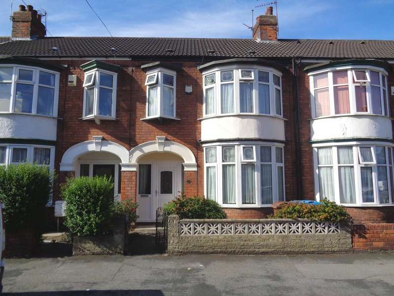 3 Bedrooms Terraced House for sale in 34 Ormonde Avenue