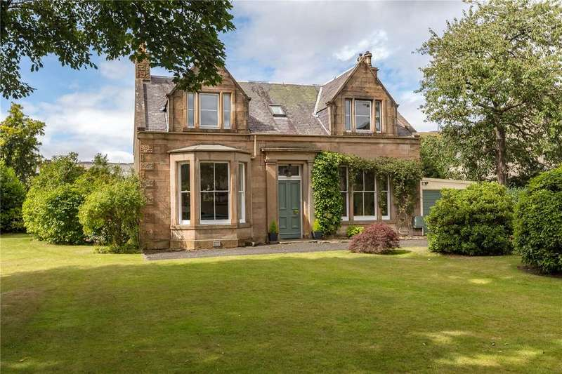 4 Bedrooms Detached House for sale in The Old Manse, Leithen Crescent, Innerleithen, Peeblesshire, Scottish Borders