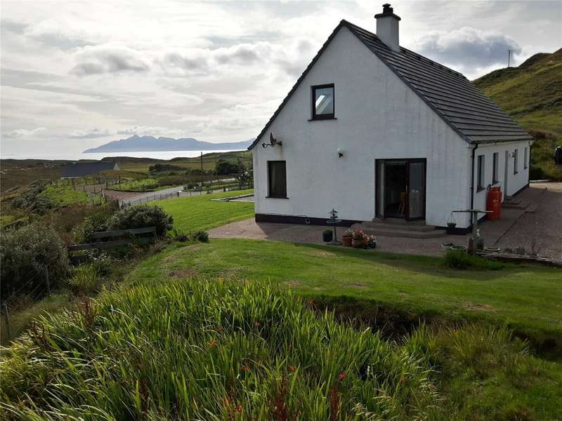 5 Bedrooms Detached House for sale in Elgol, Isle of Skye