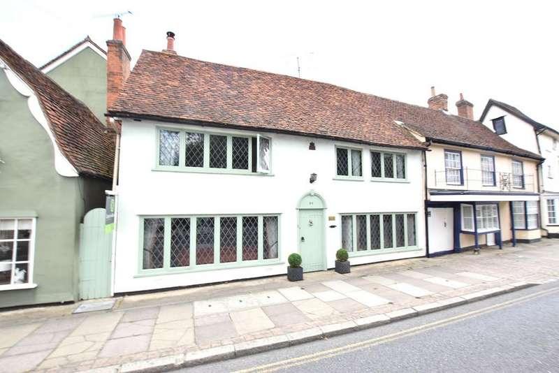 5 Bedrooms Semi Detached House for sale in Bradford Street, Braintree