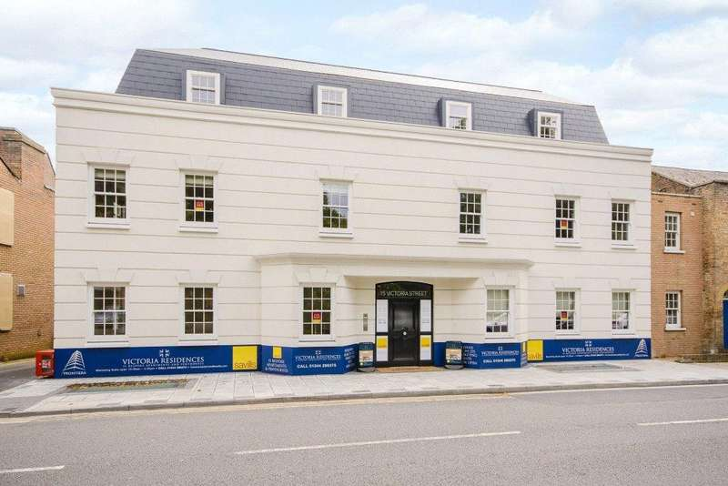 4 Bedrooms Penthouse Flat for sale in Victoria Street, Windsor, Berkshire, SL4