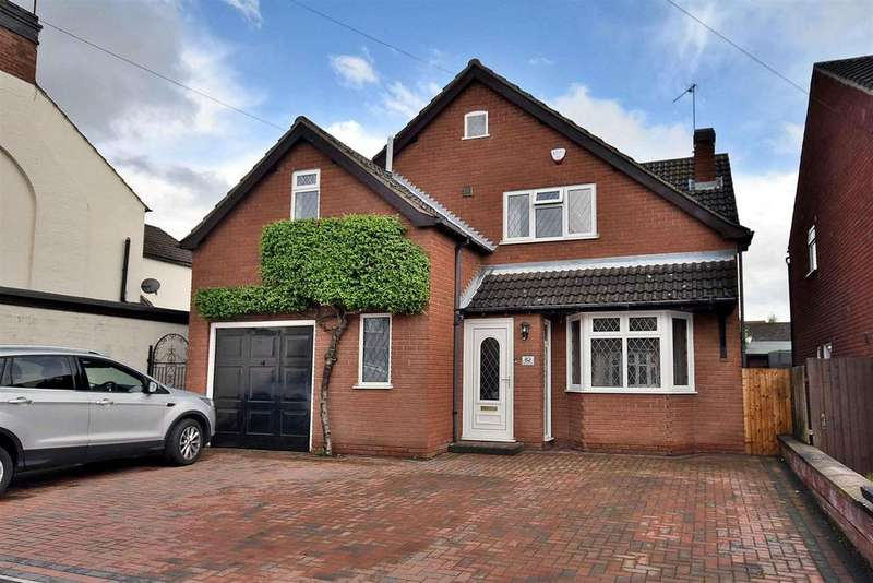 4 Bedrooms Detached House for sale in Britannia Road, Kettering
