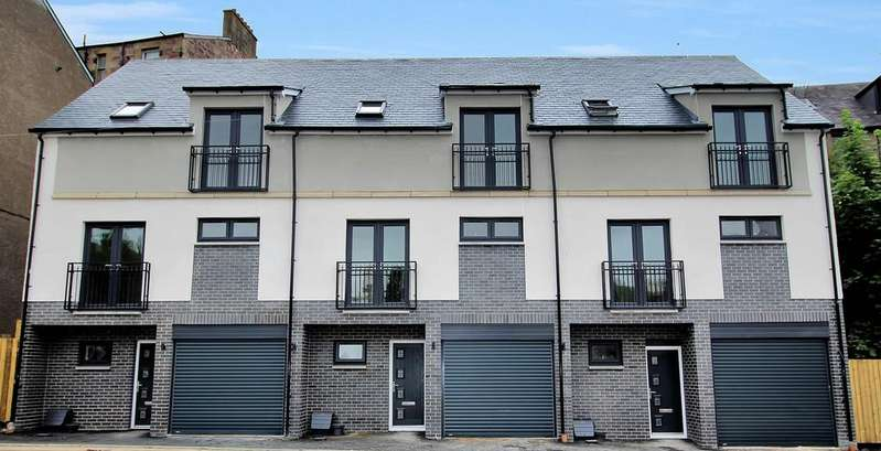 2 Bedrooms Town House for sale in Millrow, Dunblane, FK15