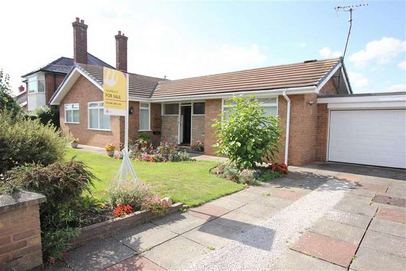 4 Bedrooms Detached Bungalow for sale in Rydal Grove, Chester