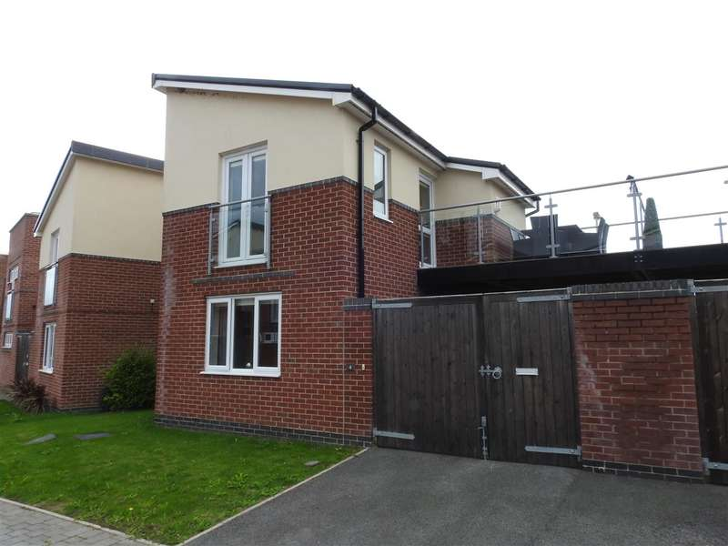 2 Bedrooms Detached House for sale in Barlow Close, Buckshaw Village