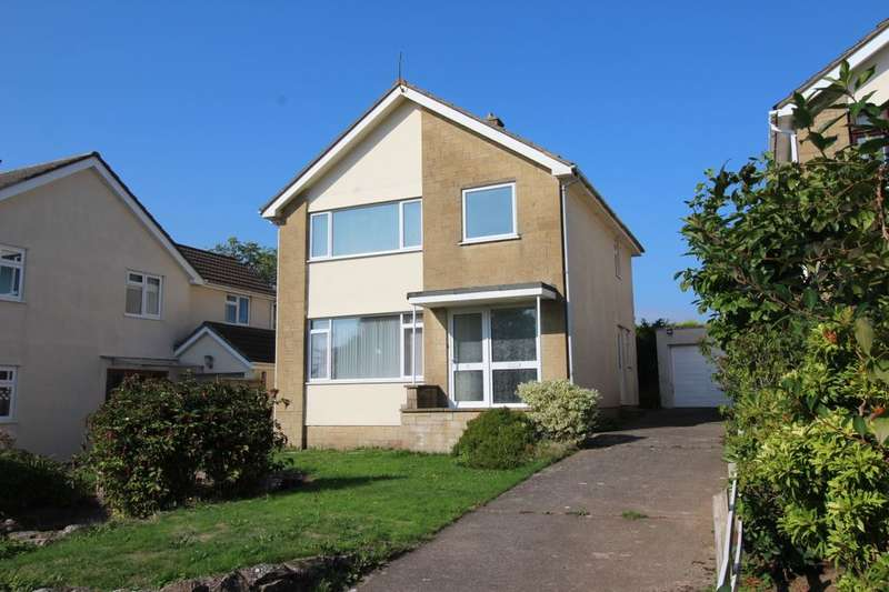 3 Bedrooms Detached House for sale in Cheslefield, Portishead, Bristol, BS20