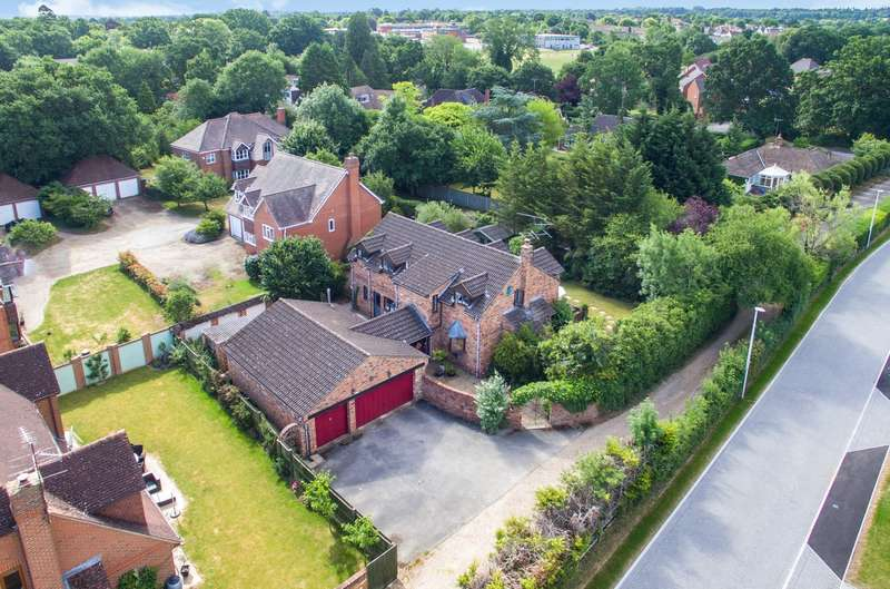 5 Bedrooms Detached House for sale in Arbor Lane, Winnersh, Wokingham, RG41