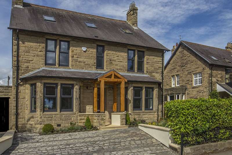 5 Bedrooms House for sale in Kings Avenue, Morpeth