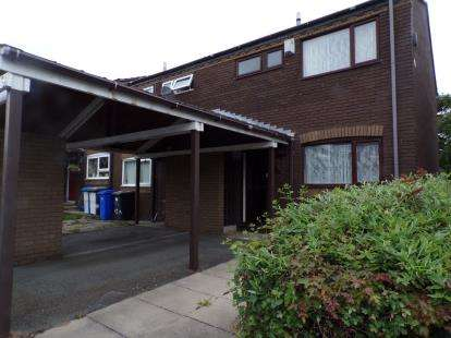 2 Bedrooms End Of Terrace House for sale in Terrace Road, Widnes, Cheshire, WA8