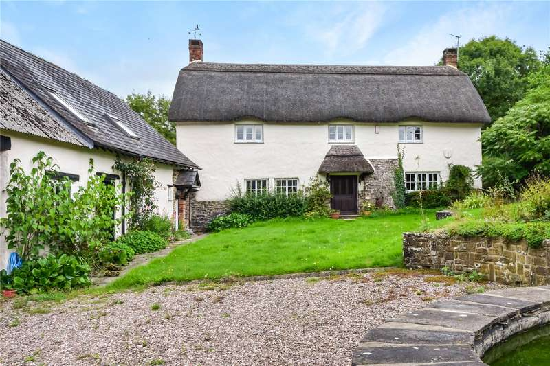 4 Bedrooms House for sale in Bishops Nympton, South Molton, Devon, EX36
