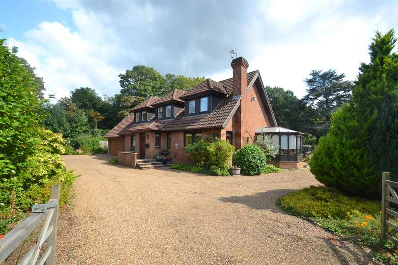 4 Bedrooms Detached House for sale in Oakwood Road, Horley