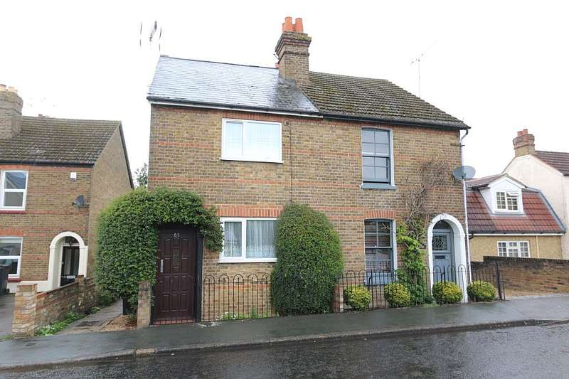 2 Bedrooms Semi Detached House for sale in 63, Lent Rise Road, Burnham, Buckinghamshire, SL1