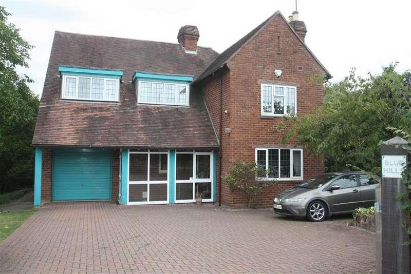 4 Bedrooms Detached House for sale in Preston Montford, Shrewsbury