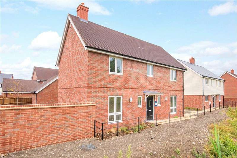 4 Bedrooms Detached House for sale in Plot No. 038, Canalside View, Off Stocklake, Aylesbury