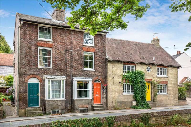 3 Bedrooms Terraced House for sale in Church Road, Ivinghoe, Leighton Buzzard, LU7