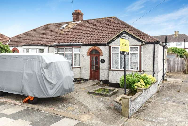 2 Bedrooms Bungalow for sale in Hillview Road Chislehurst BR7