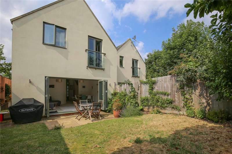 4 Bedrooms Detached House for sale in Little Withey Mead, Westbury-On-Trym, Bristol, BS9